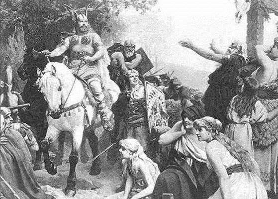 Великие поражения -великих- римских легионов-18 фото-