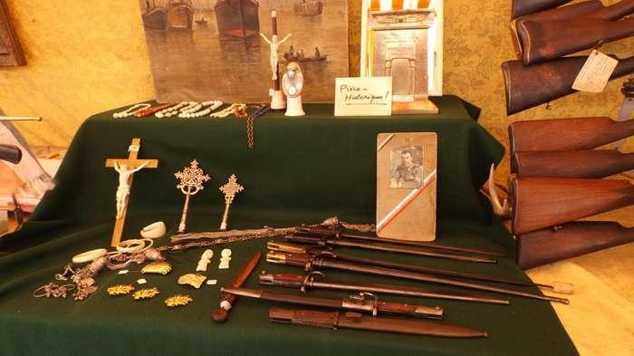 Блошиный рынок Ниццы-9 фото-