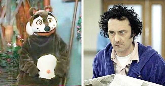 Вот кто насамом деле исполняли роли вкультовых сериалах нашей молодости