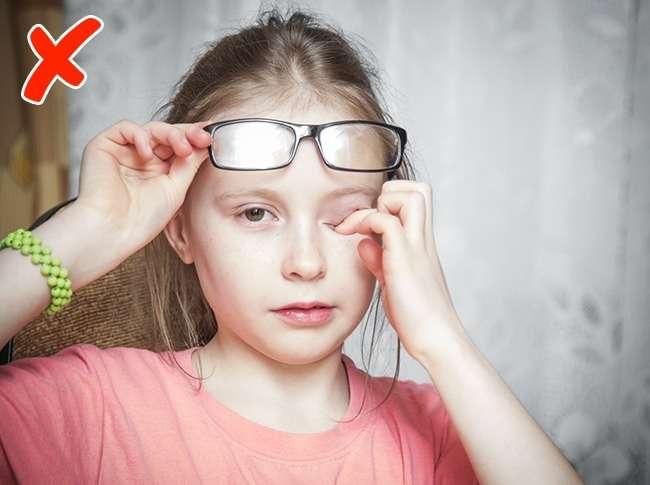 10причин потери зрения, окоторых вымогли незнать