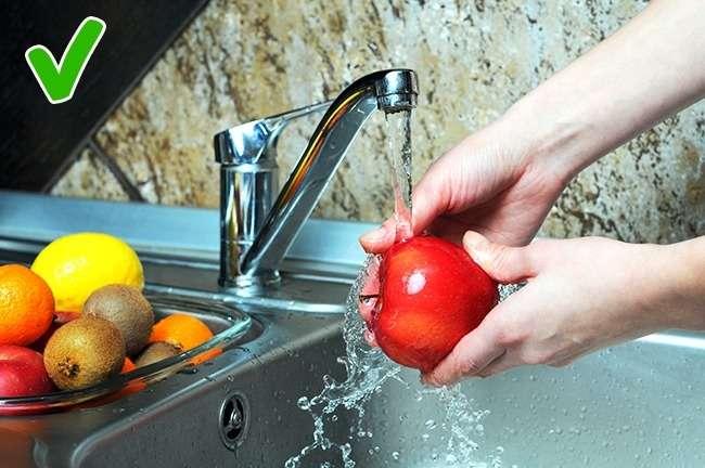 5продуктов, которые нельзя мыть перед приготовлением, и5— которые нужно