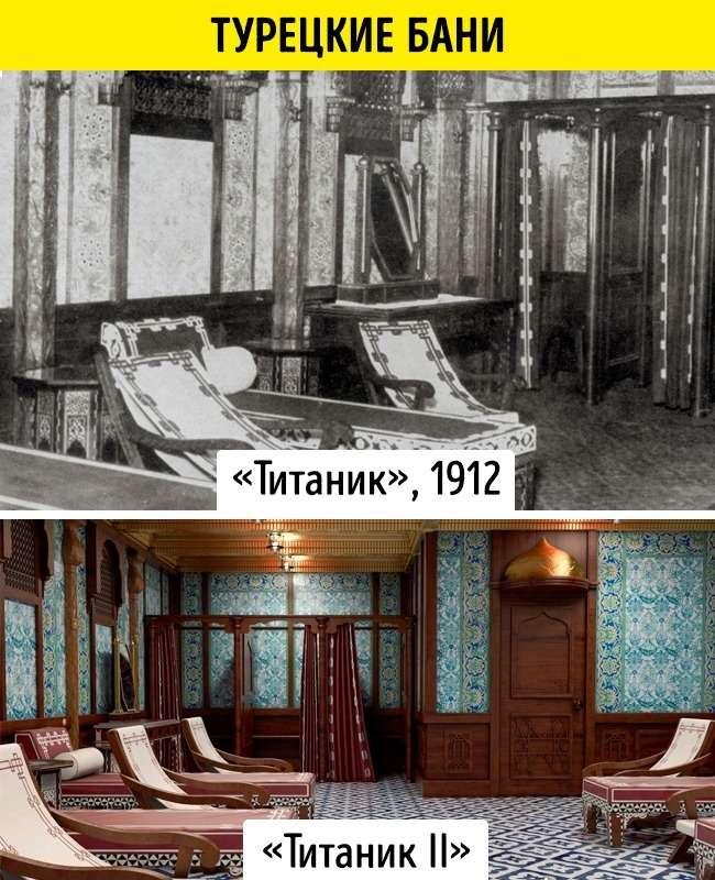 7фотографий -ТитаникаII-, который отправится вплавание через пару лет