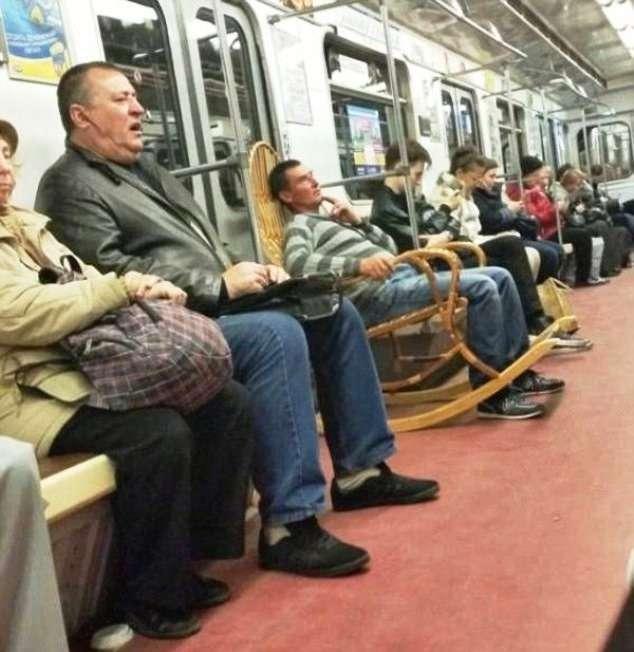 Люди, для которых комфорт - превыше всего-28 фото-