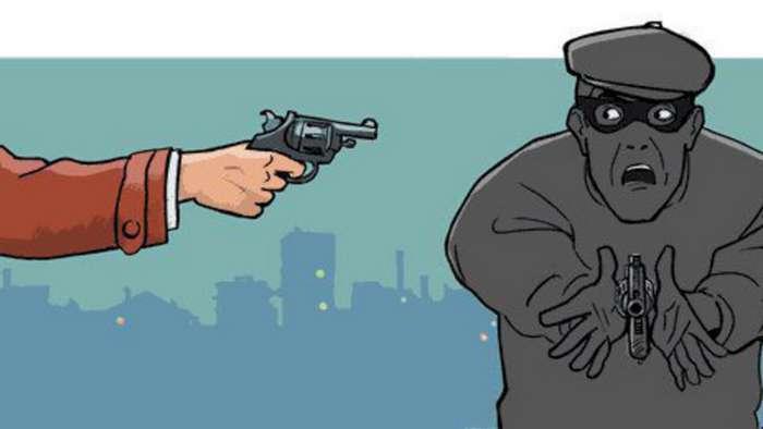 И снова про самооборону и легализацию-14 фото-