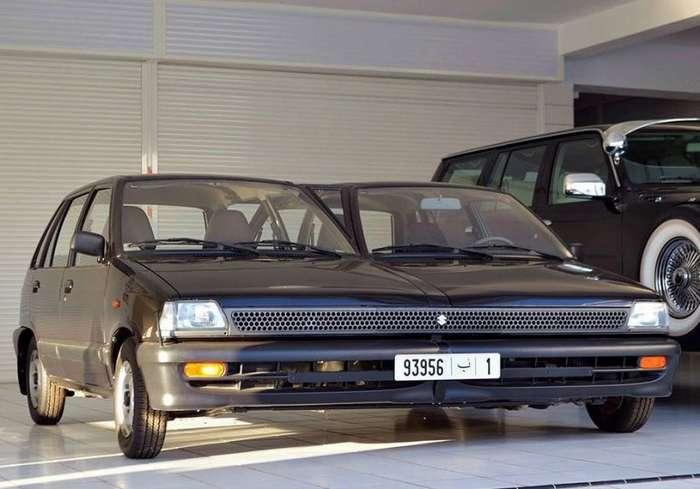 Автомобильные шедевры -Радужного шейха--14 фото-