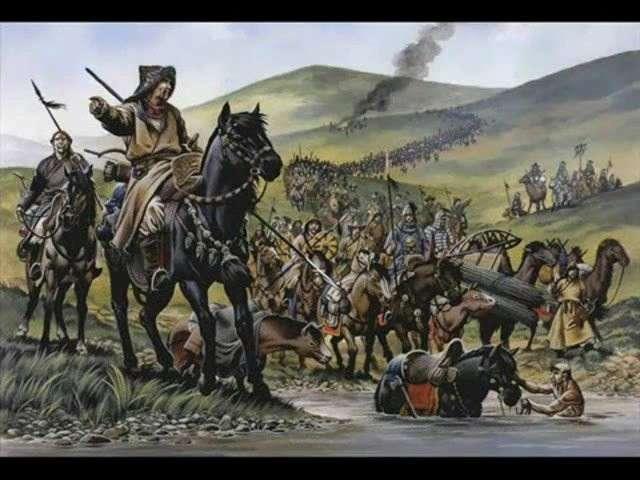 10 интересных сведений о татаро-монгольском нашествии-6 фото-