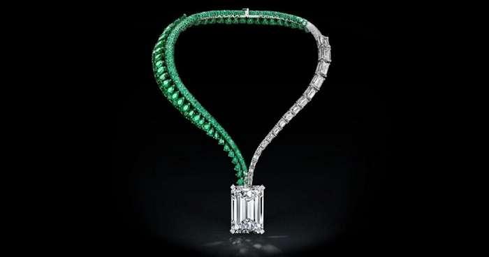 На аукцион в Женеве выставлен уникальный чудо-бриллиант -4 февраля--3 фото-