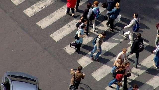 В России ужесточили штрафы за непропуск пешеходов и велосипедистов-1 фото-