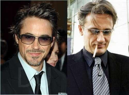 10 Отечественных актеров похожих на голливудских-14 фото-