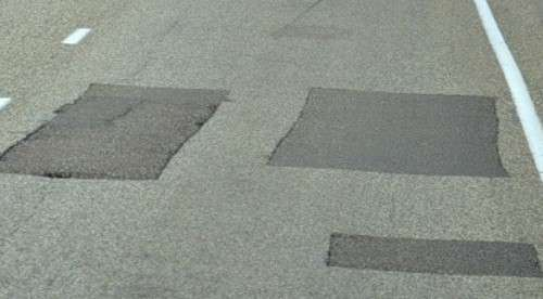 Тротуарная плитка VC асфальта-4 фото-