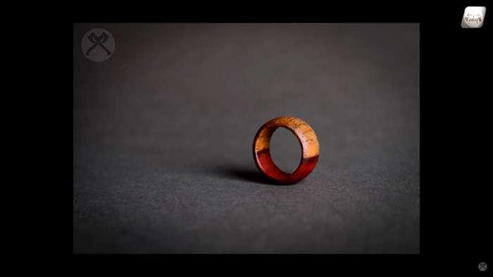 Три кольца - просто быстро и легко!-13 фото-