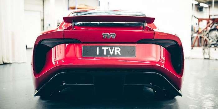 Возрождение марки TVR-20 фото + 1 видео-