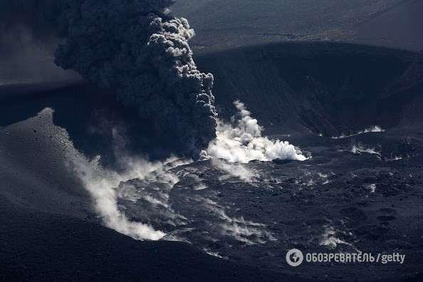 В Японии проснулся Симмоэ-2 фото-