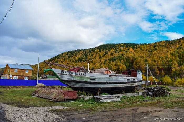 Как зарабатывают на Байкале-35 фото-