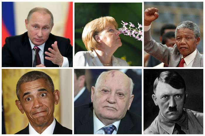 Трамп - моль, Обама - лишайник, а Гитлер - жук-16 фото-