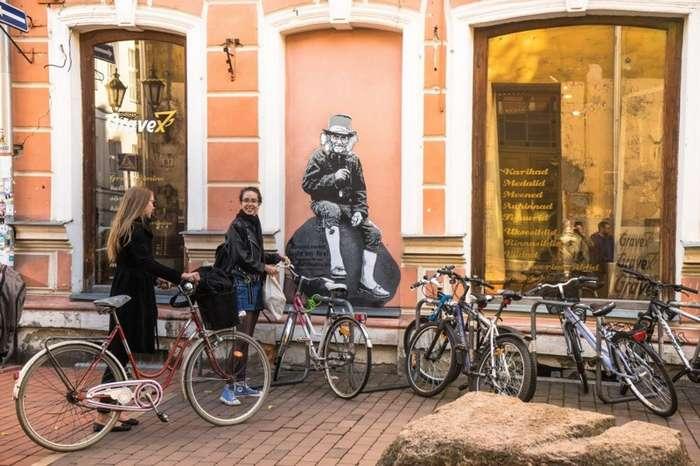 Тарту — крохотный город в маленькой стране-20 фото-