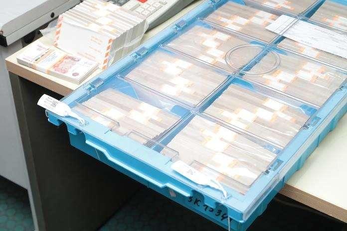 ЦБ показал, как уничтожаются банкноты-6 фото-