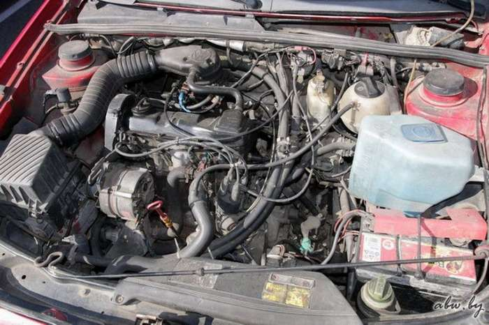 Volkswagen Passat - 19 лет в одних руках-19 фото-