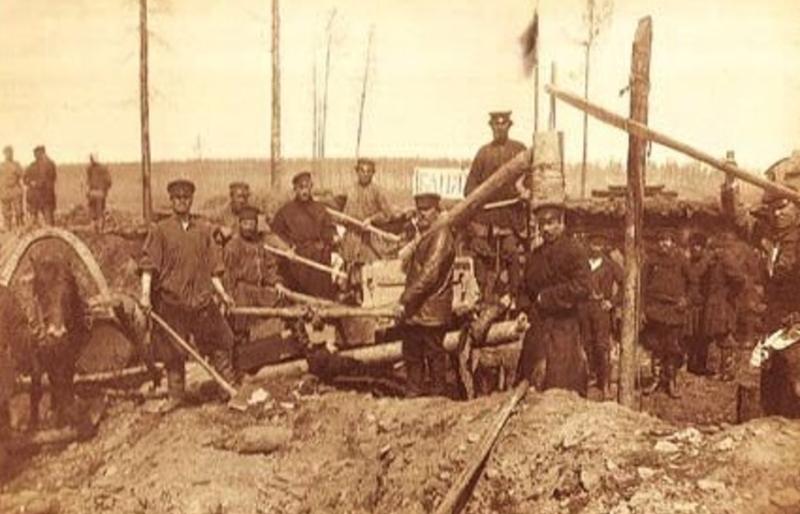 Как золотодобытчики создали в России свое государство-1 фото-