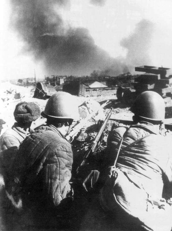 Третий штурм Сталинграда-6 фото-