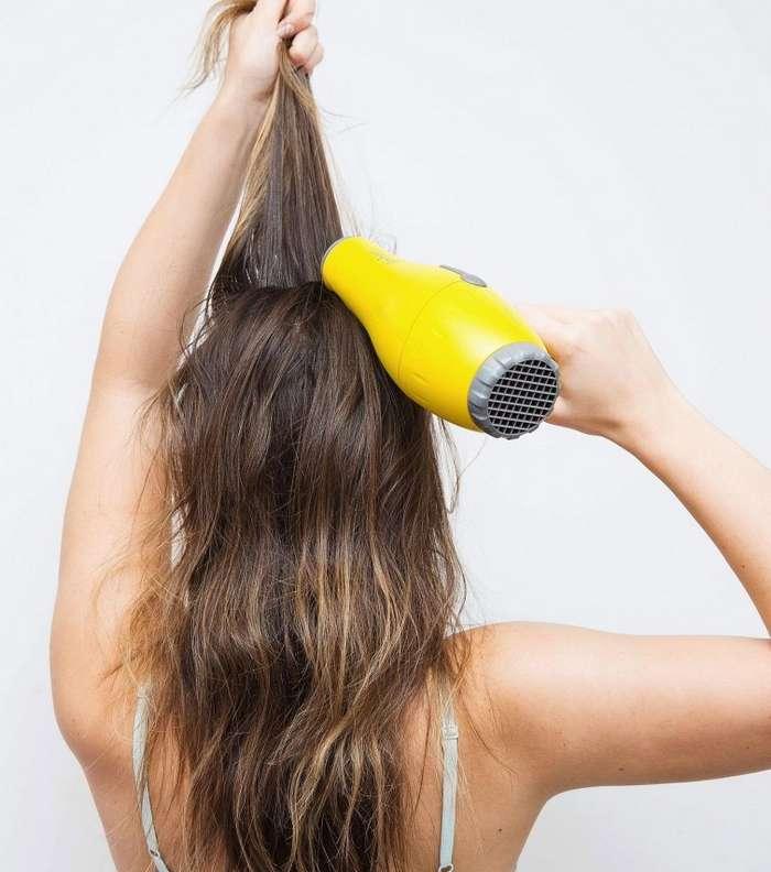 17 хитростей, которые сделают ваши волосы густыми и объёмными-18 фото-