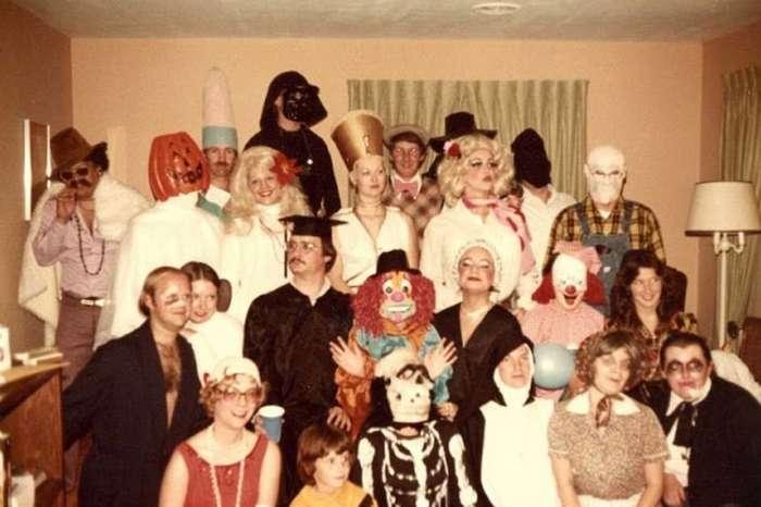 Как Америка 1970-х праздновала Хэллоуин-41 фото + 1 видео-
