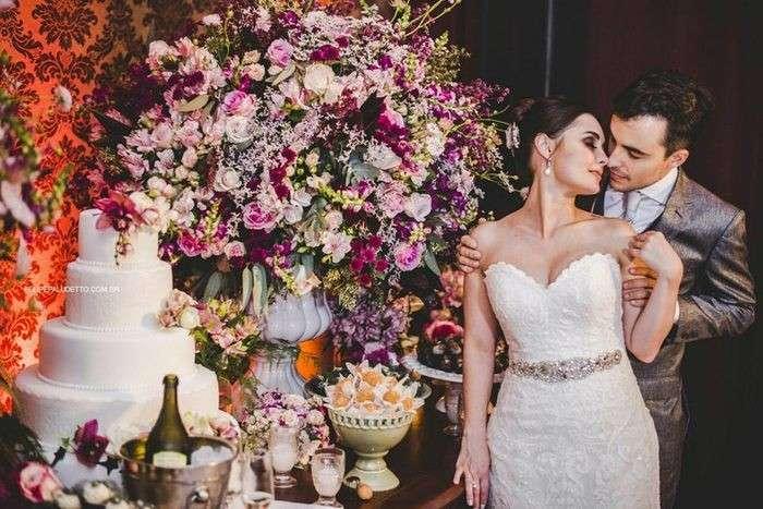 Когда на свадьбу заявился незваный гость, она получила неожиданное продолжение-14 фото-
