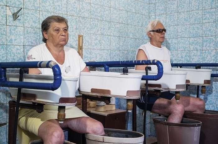 Советские санатории: легендарный отдых-16 фото-