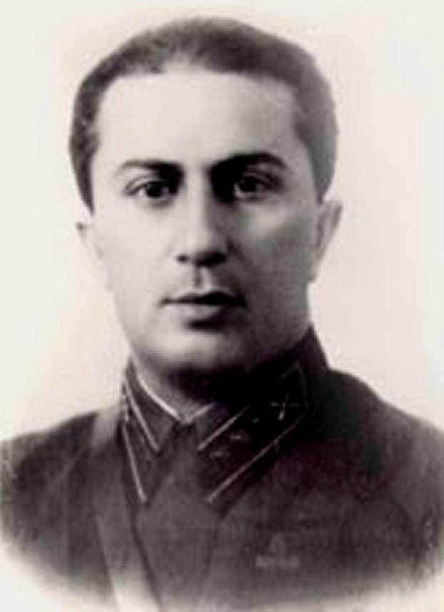 Яков Иосифович Джугашвили-1 фото-