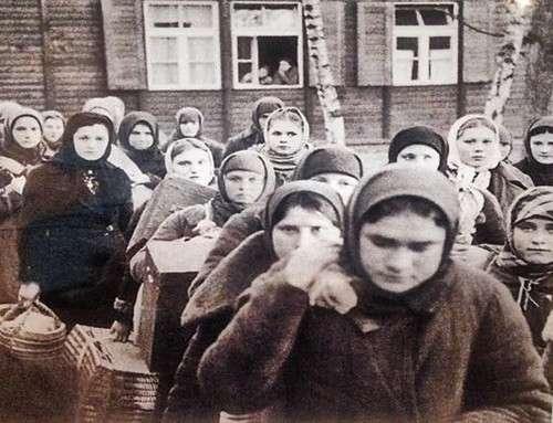 А.Л.Ж.И.Р. Лагерь для жен -изменников родины--6 фото-