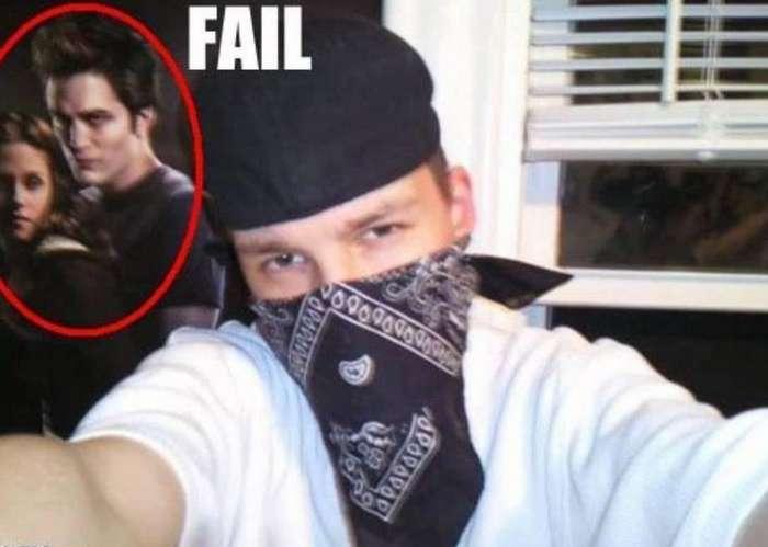 18 фото: -мамкины гангстеры-, которые очень хотят выглядеть крутыми-19 фото-