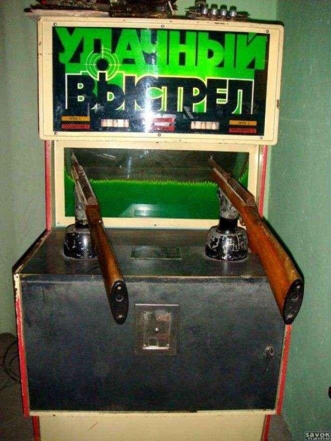 Игровые автоматы СССР-14 фото-