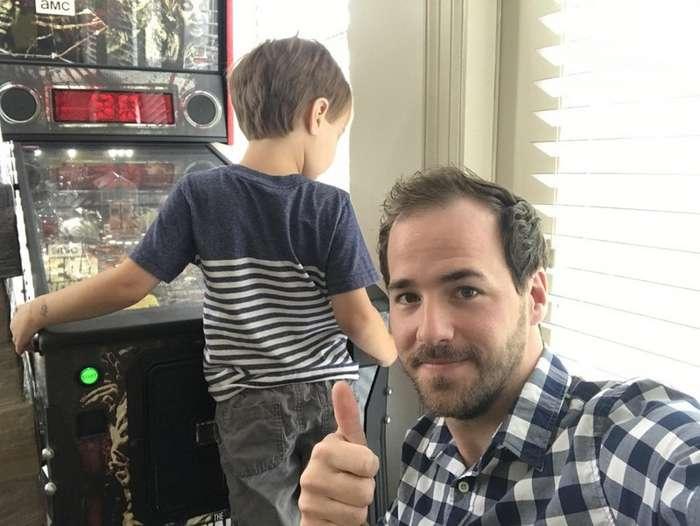 20 отцов с интересными взглядами на воспитание детей-19 фото + 2 гиф-