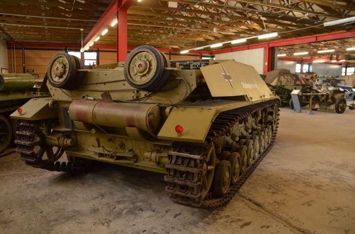 Танковый музей в Мунстере-22 фото-