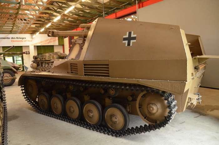 Танковый музей в Мунстере. Часть 2-28 фото-