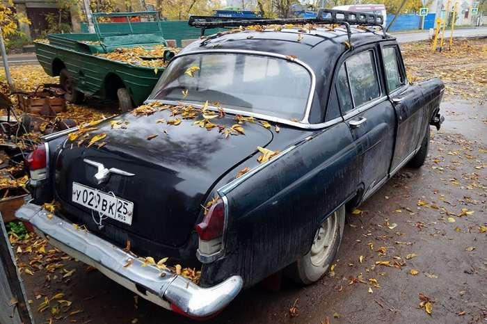 ГАЗ-21НЮ -Волга- из Владивостока-17 фото-