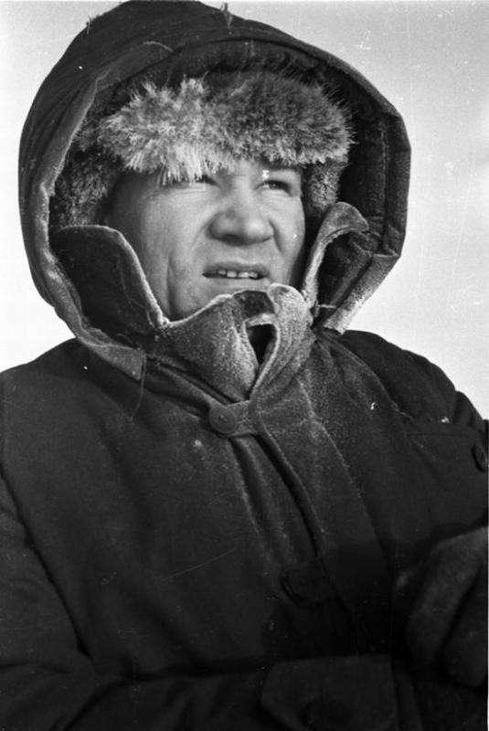 Советские исследователи на Северном Полюсе-33 фото-