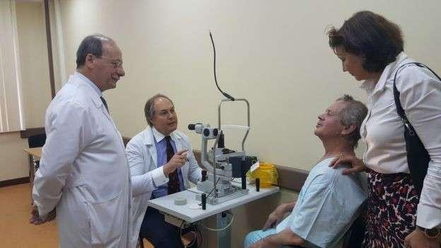 -Видеть хочу-: как живет первый россиянин с бионическим глазом-3 фото-