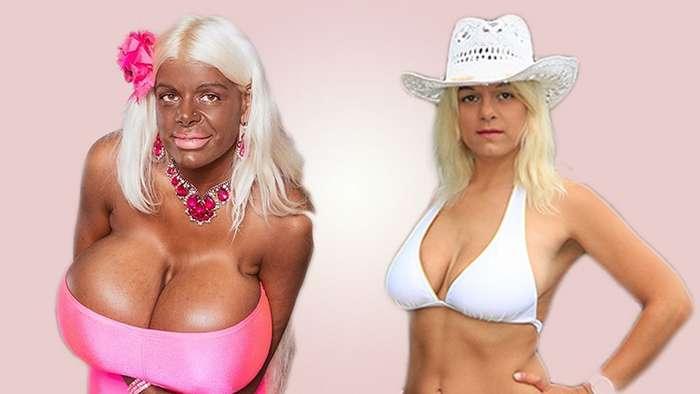 Жительница Германии решила стать афроамериканкой. Вот как она выглядит теперь!-11 фото-