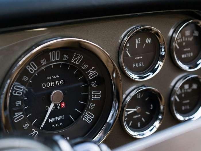 Спецовка Стива МакКуина за миллион и неземной Ferrari 250 GT-19 фото + 1 видео-