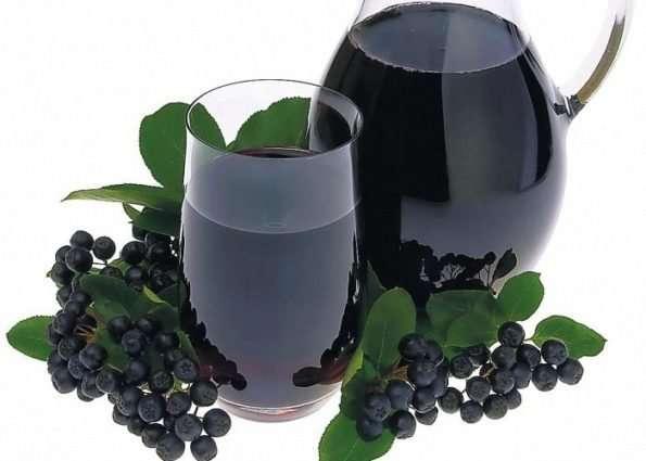 Делаем наливку из черноплодной рябины на водке-5 фото + 2 видео-
