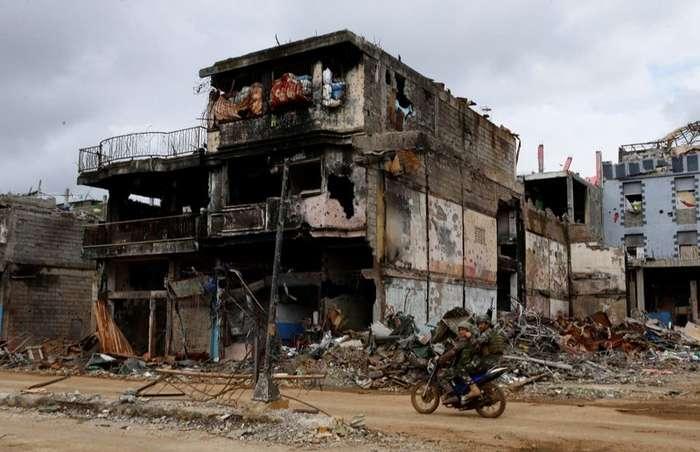 Как выглядит Марави после освобождения от исламских боевиков-12 фото-