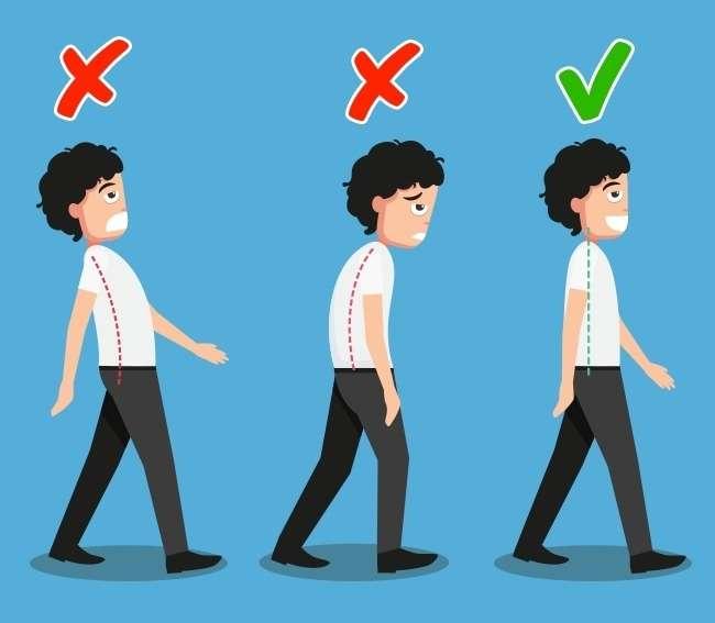 5доказательств того, что ваша походка небезопасна