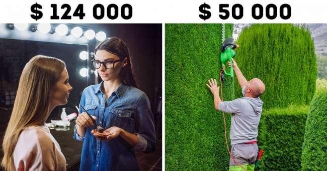 10голливудских зарплат, которые получаютте, кто неснимается вкино