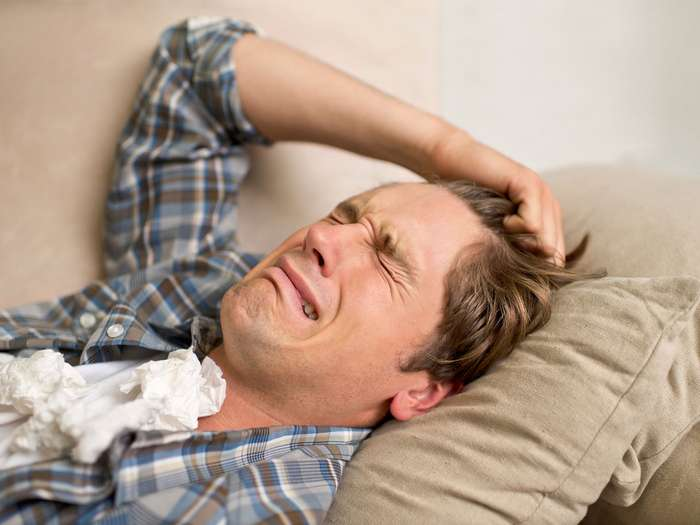 Немножко приуныл, или Как распознать у мужчины признаки депрессии?