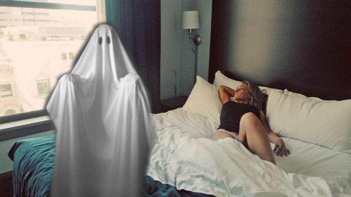 Есть ли секс после смерти? Истории людей, которые утверждают, что делали -это- с призраком