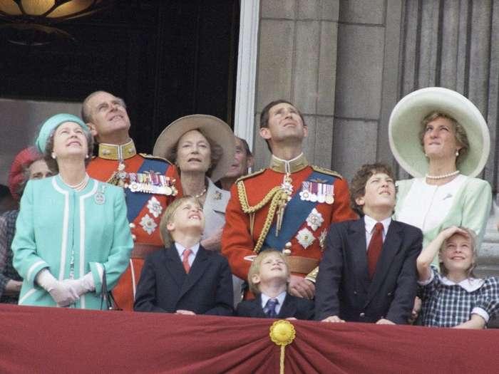 Предпочтения королевской семьи в еде