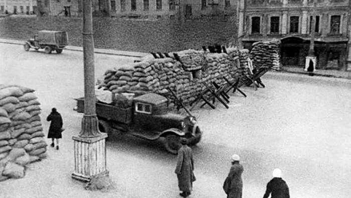 Битва за Москву 1941-го