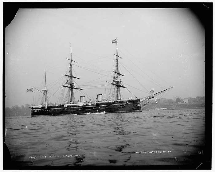 История ВМФ Российской империи 1893 года