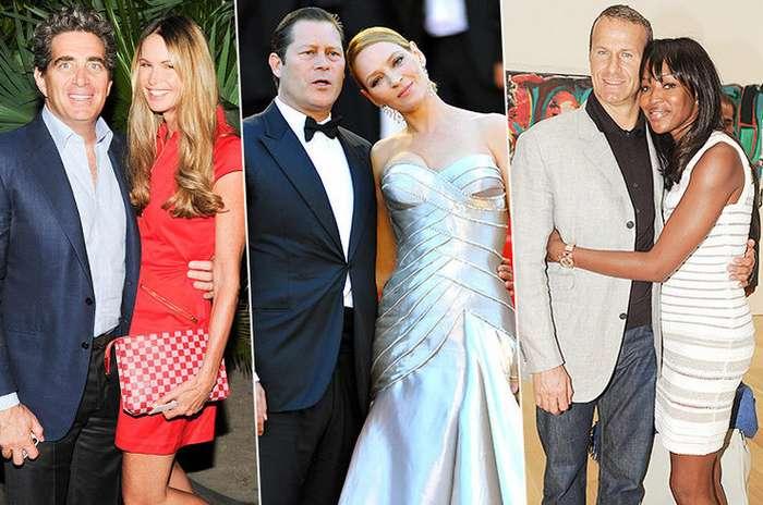 Знаменитые красотки, которые расстались с миллионерами